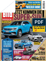 (06) Auto Bild Magazin (HD Version) No 03 Vom 16. Januar 2015 (Club)