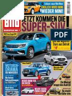 (06) Auto Bild Magazin (HD Version) No 03 Vom 16. Januar 2015 (Club)