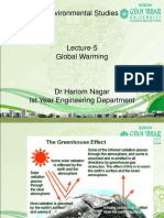 Lecture 5 Global Warming 1