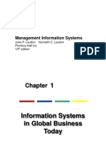CH1 Information Systems in Global Business