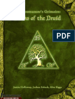 A Necromancer's Grimoire - Paths of the Druid