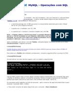 Apostila MySQL - Basico