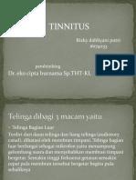 Power Ponit Tinnitus