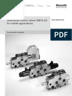 Instrucciones Distribuidor SB12-LS