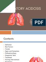 12 Respiratory Acidosis