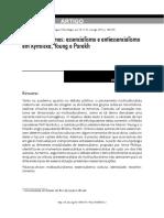 CAMPOS, Luiz Augusto. Multiculturalismos - essencialismo e antiessencialismo em Kymlicka, Young e Parekh_Sociologias (2016).pdf