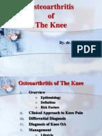 Osteoarthritis NEW