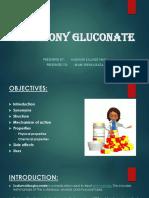 Antimony Gluconate