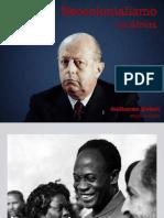 Neocolonialismo na África [2017]