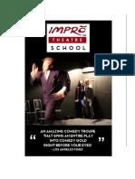 Impro School Brochure PDF File