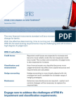 IFRS 9 for Banks Flyer 2016