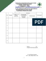 7.8.1.4 Hasil Evaluasi Terhadap Efektivitas Edukasi