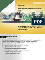 FLUENT Acoustics Tut2 FWH