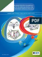 Indrumar Pt Examenul Practic in Specialitatea ORL Si Chirurgie Cervico Faciala (1)