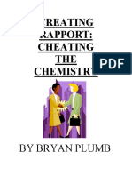 Bryan Plumb - Rapport Cheating the Chemistry