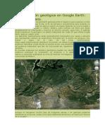 Interpretación Geológica en Google Earth