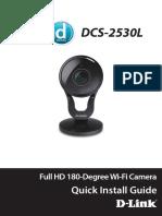 Full HD 180-Degree Wi-Fi Camera - DCS-2530L