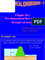 Tutorial Example on Chapter 5