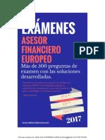 Libro Asesor Finaciero Europeo