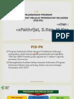 Paparan PIS PK