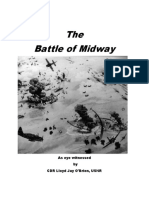 Battle of Midway-An Eye Witness