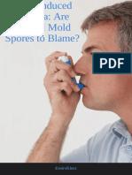 Mold Induced Asthma