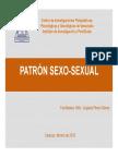 Patrón Sexo Sexual