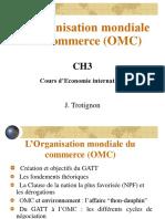 CH3 OMC Et Fondements Theoriques