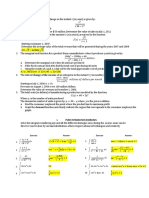 Trigonometric Substitution Problemas