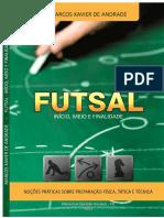 Futsal Inicio Meio e Finalidade