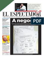 2012 09 05 Paz Negociación Espectador
