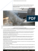 Científicos Alemanes Involucrados en Pruebas de Gases Tóxicos Diésel