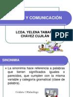 4.3.-Sinónimos, Antónimos y Analogías