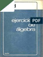 Ejercicios de Álgebra - J. Rivaud-LIBROSVIRTUAL.com