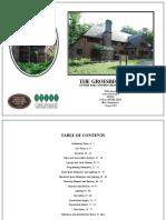Groesbeck Lodge Conservation Center