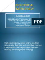 Urological Emergency