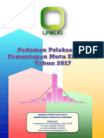 Pedoman PME ILKI 2017