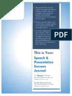 Success Journal
