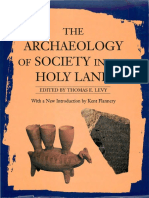 Levy TE 1995 Archaeology of Society in the Holy Land.pdf