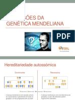 Extensões da genética Mendeliana2