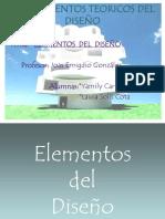 SuperExposicioon Elementos Del Diseño!!! 2