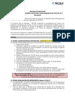Convocatoria AQP Convenio TECSUP - Admisión 2017-I - DIFUSION