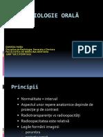 Curs 05 Radioanatomie Tehnici Intraorale