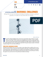 Overcoming Backhaul Challenges FINAL