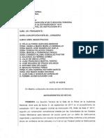 Vuelve España a decir no a extradición de Nava Soria