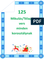 125 Mikulas Telapo Vers Kicsiknek Iskolasoknak Felnotteknek 78c4ef7734