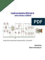 Diagrama Esquematico Para LM2596-ADJ