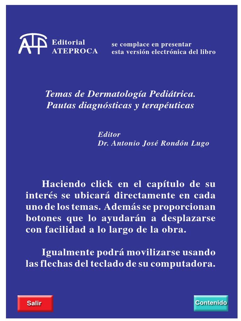 bologna dermatologia español pdf gratis