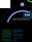 IoT Research Roadmapping - Final Report
