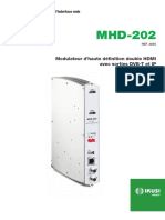 Manuel Interface Web Mhd-202 Fr